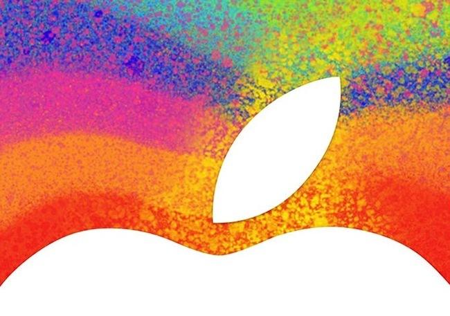 Apple invitación iPad mini
