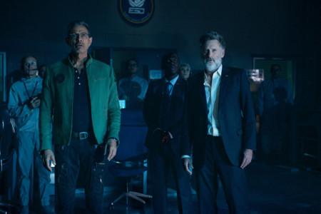 Jeff Goldblum y Bill Pullman