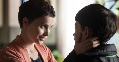 Felicity Jones en una escena de la película
