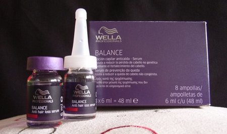 Probamos Balance, el serum anticaída de Wella