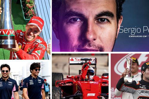 ¿Podría Sergio Pérez perder su asiento en Racing Point para dar paso a Sebastian Vettel? Posible, pero no justo