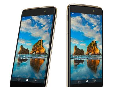 El Alcatel Idol 4S se hace más potente en su versión con Windows 10