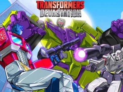 Transformers: Devastation nos muestra su gameplay con todo el estilo de PlatinumGames