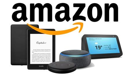 Echo Show, Dot o Input y Kindle Paperwhite rebajados esta semana en Amazon