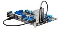 Thunderbolt llega a cualquier computador a través de una tarjeta PCIe