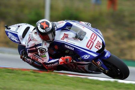 MotoGP República Checa 2010: un pequeño paso hacia el triplete