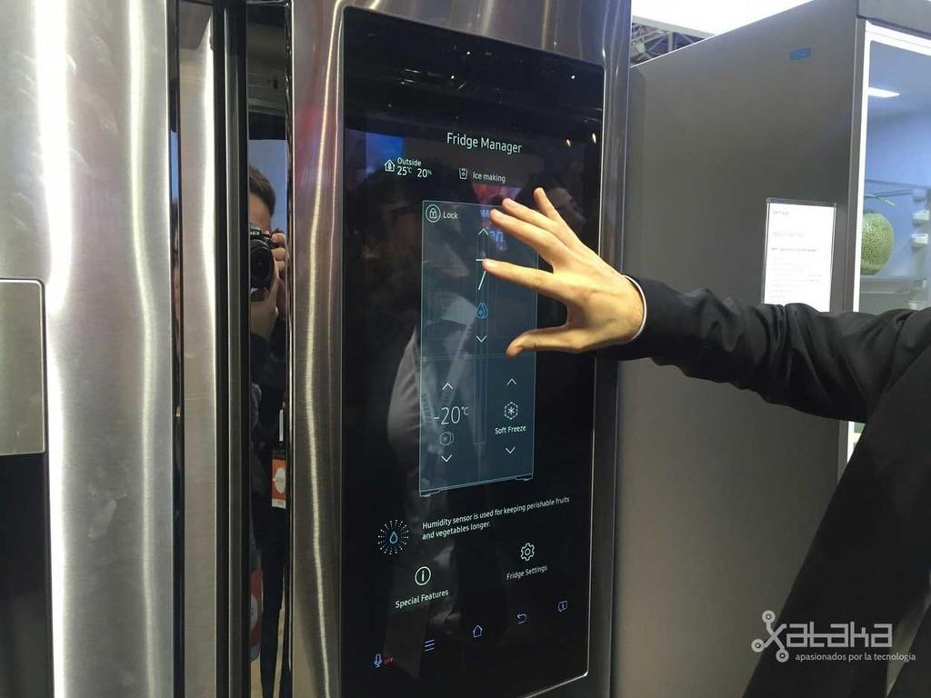 Frigorifico Samsung