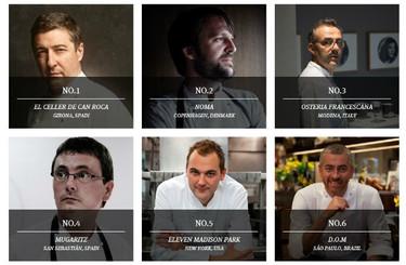 Ya no falta nada para saber quién es el nuevo número uno de la cocina mundial
