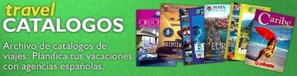 Catálogos de viaje en internet