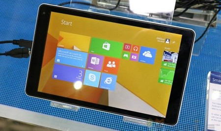 Emdoor EM-i8080, una tablet con Windows 8.1 por 100 dólares