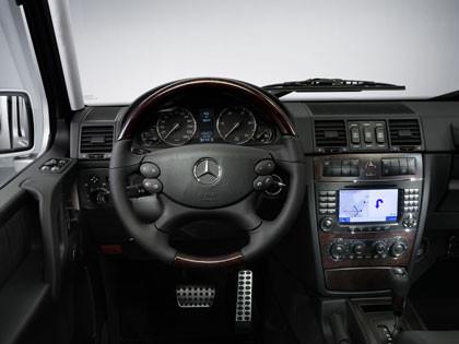 Mercedes-Benz Clase G 2007