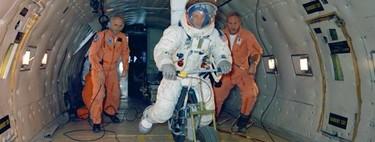La historia de la motocicleta eléctrica de la NASA, el vehículo que estuvo cerca de reemplazar al rover lunar de las misiones Apollo