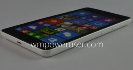 Más imágenes del Microsoft Lumia 535, ahora en blanco