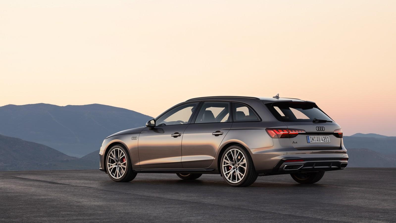 Foto de Audi A4 2019 (34/35)