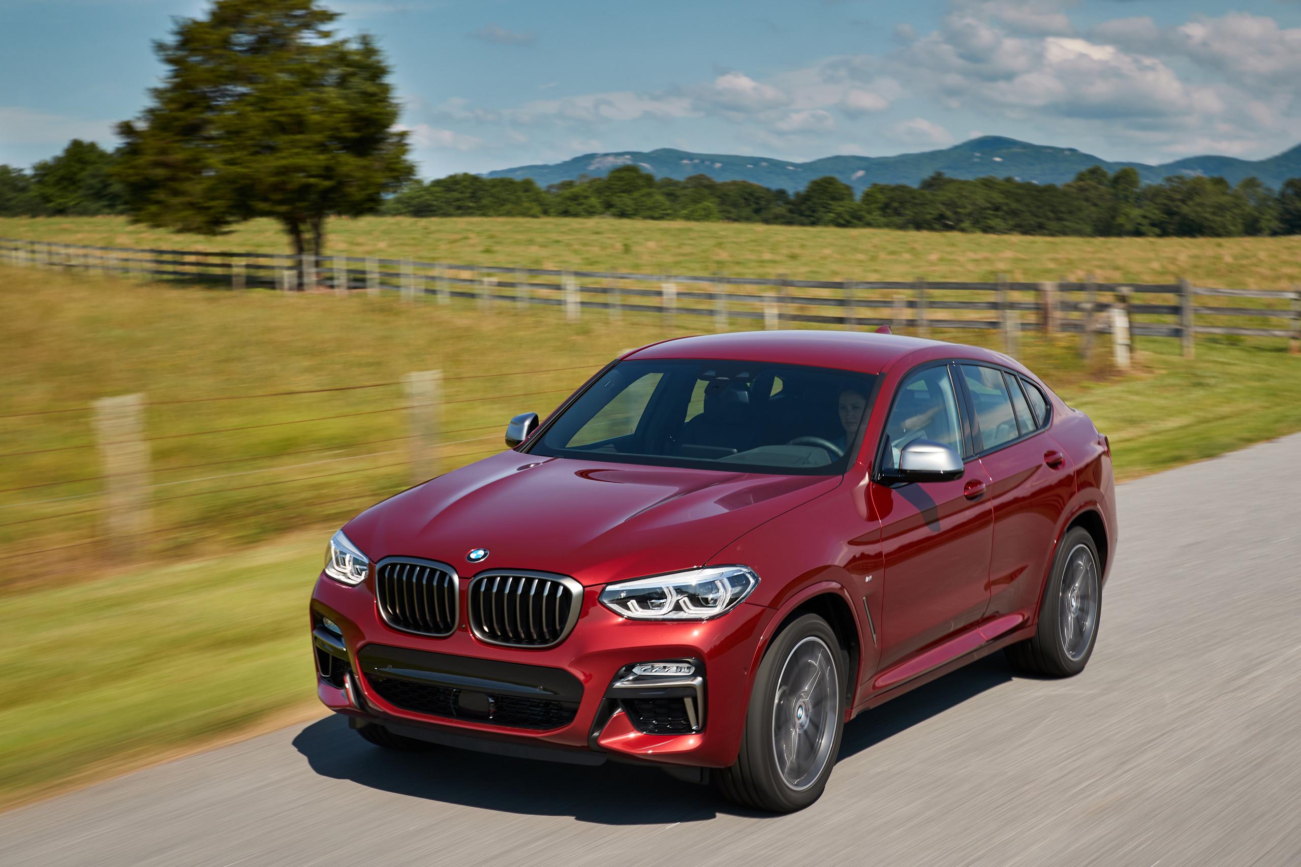 Foto de BMW X4 M40d 2019 (7/22)