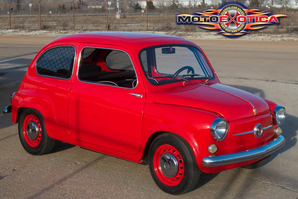 """Foto de Fiat 600 """"Maziat"""" (7/36)"""