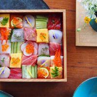 """El sushi más """"trendy"""" se llama Mosaic Sushi y así es cómo se hace"""