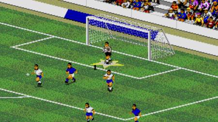 Fifa International Soccer Game
