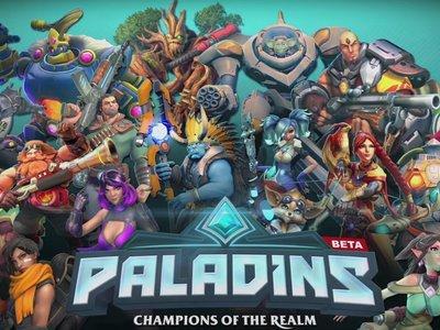 Paladins simplifica su sistema de monetización y muestra sus novedades en un nuevo gameplay