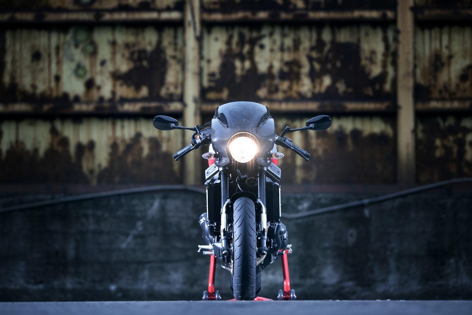 Foto de Yamaha XSR900 Abarth (27/49)