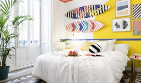 Moderno y rompedor a la par que acogedor: Así es el Valencia Lounge Hostel