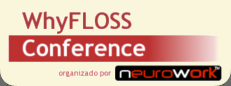 WhyFloss Conference: conferencias sobre software libre