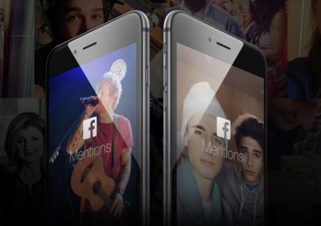 Los famosos podrán compartir videos en directo con sus fans gracias a Facebook Mentions