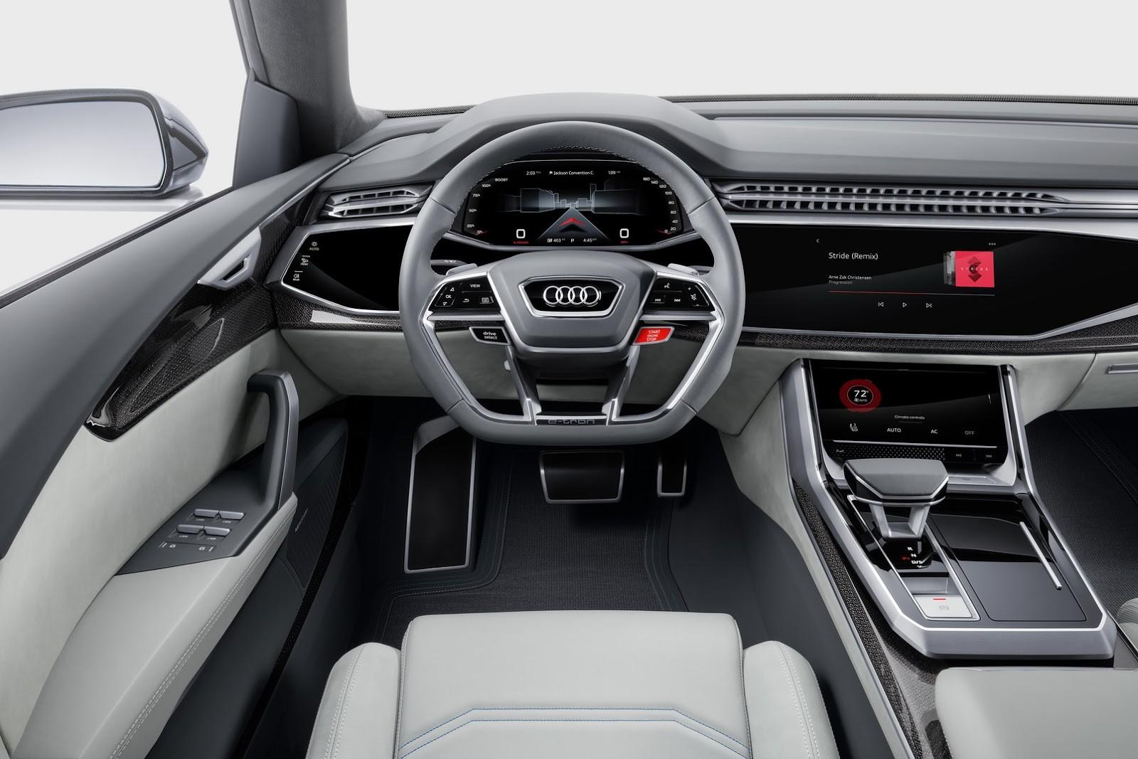 Foto de Audi Q8 Concept (9/22)