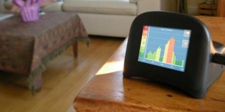 Speck es un monitor de la calidad del aire que detecta partículas inferiores a 2,5 micras