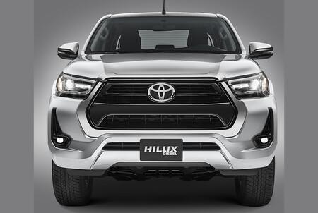 Toyota Hilux 2021 Pick Up Precio Mexico 2