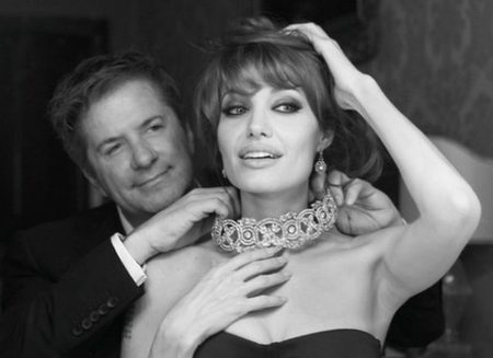Style of Jolie llega a Francia. Angelina Jolie se vuelca en la alta joyería por una buena causa