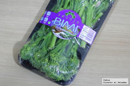 El bimi, la verdura con superpoderes que conquista el mercado
