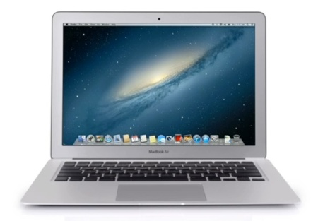 macbook air os x mountain lion apple