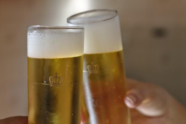 ¡Cerveza!