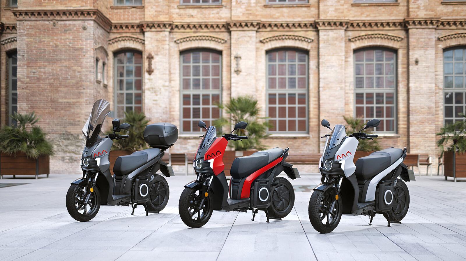 Foto de SEAT MÓ eScooter 125 (10/81)