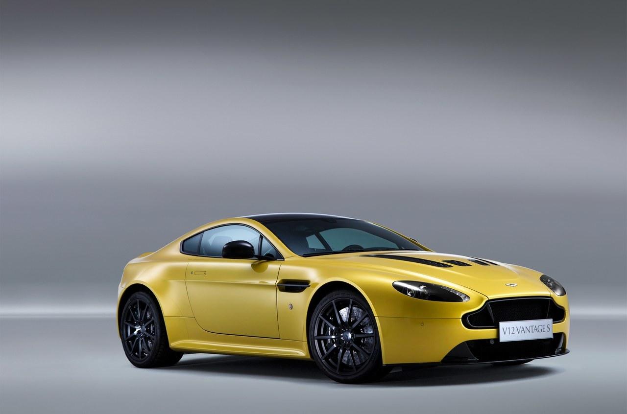 Foto de Aston Martin V12 Vantage S (6/34)