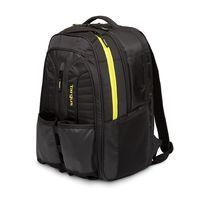 La mochila Targus Work + Play Racquet, que nos permite llevar tanto raquetas como portátiles, rebajada a 25,20 euros en Amazon