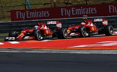 Gran Premio Hungría Fórmula 1: Una de cal y una de arena (clasificación)