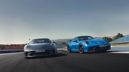 El Porsche 911 GT3 Touring está de vuelta: los mismos 510 CV pero sin alerón trasero y con caja de cambios manual (o automática)