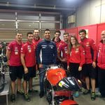Yonny Hernández de vuelta a Moto2 en 2017, con el AGR Team y Kalex