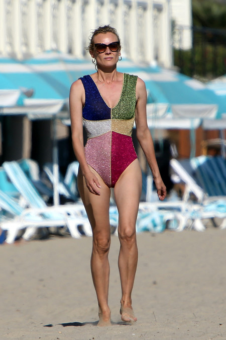 Diane Kruger Swimsuit