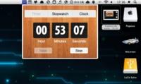 Timi, un pequeño cronómetro para el menú de OS X
