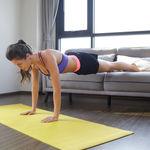 12 vídeos de entrenamiento en casa solo con tu propio peso corporal para seguir manteniéndonos activos y sanos