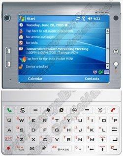 HTC Athena, mitad móvil, mitad ordenador