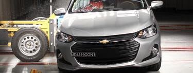 Latin NCAP endurece sus pruebas: ahora será más difícil conseguir 5 estrellas