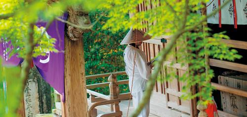 El Camino de Shikoku: La ruta de peregrinación más conocida de Japón