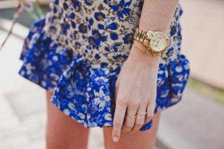 Los relojes de Michael Kors triunfan entre las bloggers de estilo