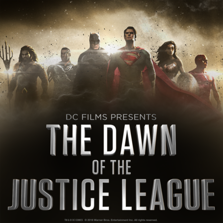 The Dawn Of Justice League