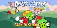 La vuelta al cole llega a Angry Birds Seasons con una nueva alumna: Pink Bird