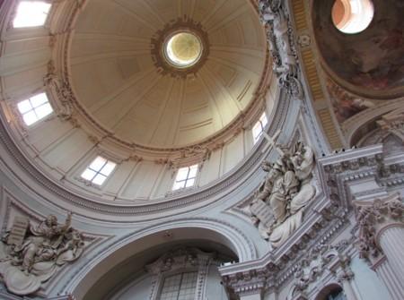 Cúpula de Sta Maria della Vita Bolonia